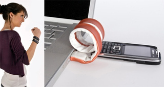 Lisco USB Snake Combines Jewelry, USB Cable in One Wearable Device