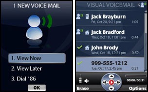 Verizon Visual Voicemail Hits LG Voyager, Sadly Not Free