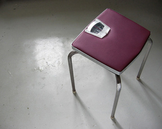 Weighing Seat: A Chair That Weighs Fatties, Farts