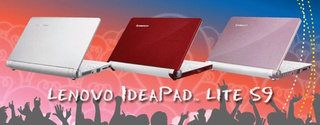 Specs and Prices for Lenovo's Ideapad S9 Lite Notebook Hits Web