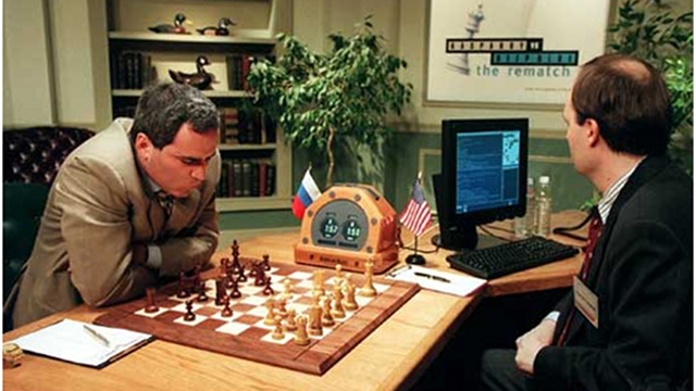 15 Years Ago Today, A Computer Became The World's Best Chess Player