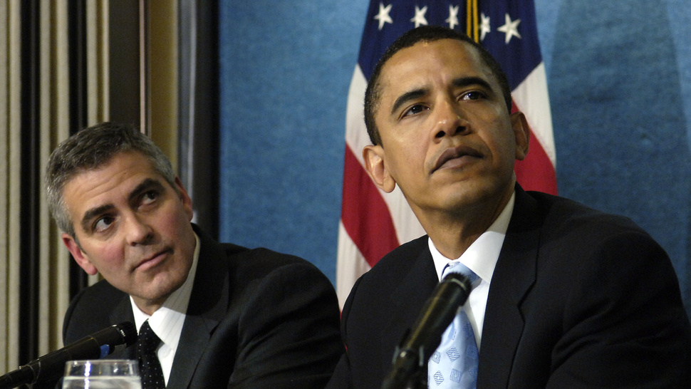 George Clooney's Backyard Function for Obama Sets New One-Night Fundraising Record