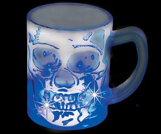 You'll Drink Corporate America's Coffee, But Only Out of a Glowing Pirate Mug
