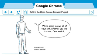 Google Chrome EULA Claims Ownership of Everything You Create on Chrome, From Blog Posts to Emails
