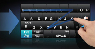 Blindingly Fast Touchscreen Text Entry System Gets a Push By Creator of T9