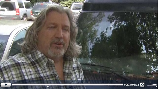 Rob Ryan Lives in a Van Down by the River (Not Really)