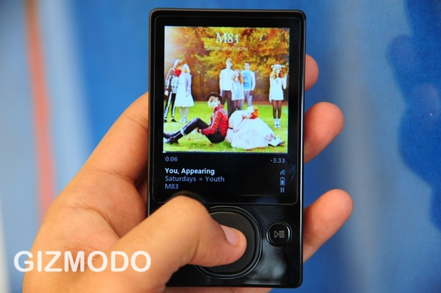 Zune 120 And Zune 16 Show Up On Our Doorstep With A New Look