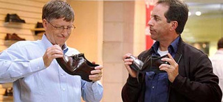 Microsoft Ads Featuring Bill Gates and Jerry Seinfeld Not Canceled