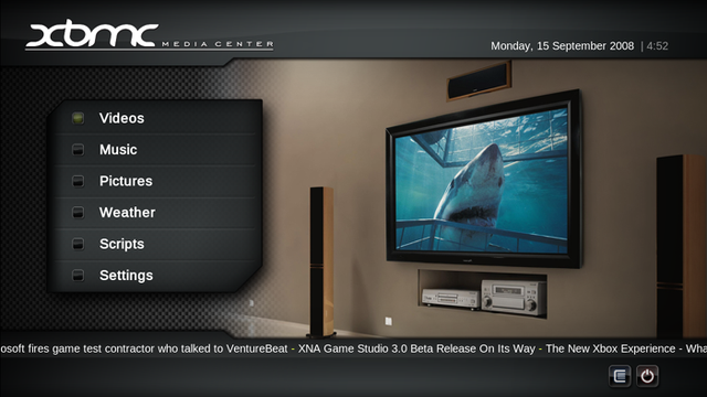 "XBMC ""Atlantis"" Beta 1 Now Available"