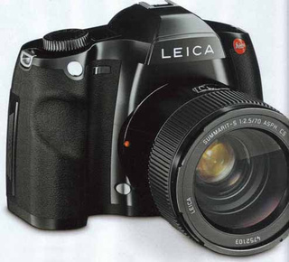 Leica Leaks Out New High-End S System With 37MP, Almost-Medium-Format S2 DSLR