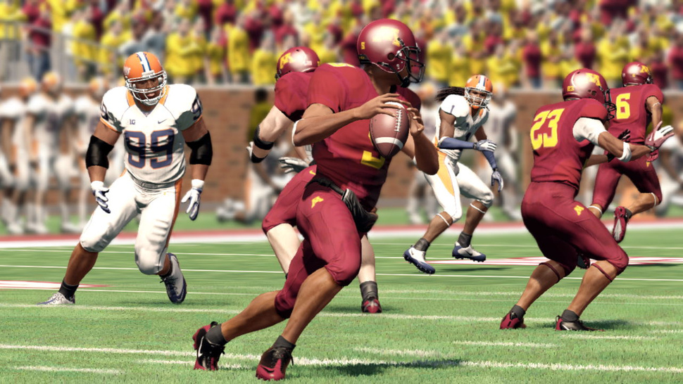 There's a New Way to Pitch in <em>NCAA Football</em>