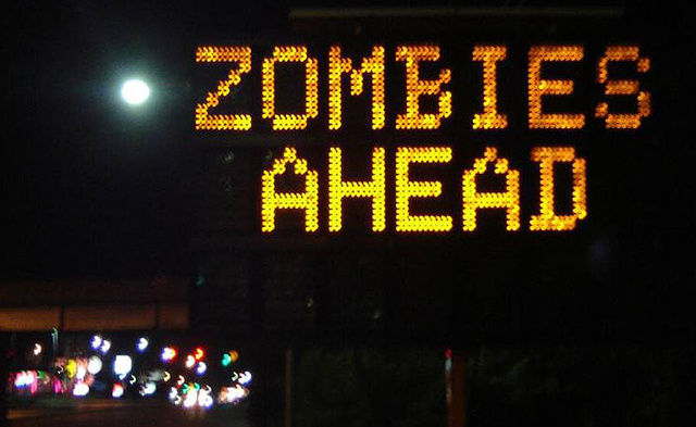 Hacking Road Signs Is Frightningly Easy and Funny (and Illegal)