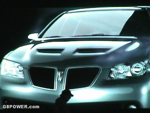 Oh Noes, GM — Did The Pontiac G8 Just Leak?