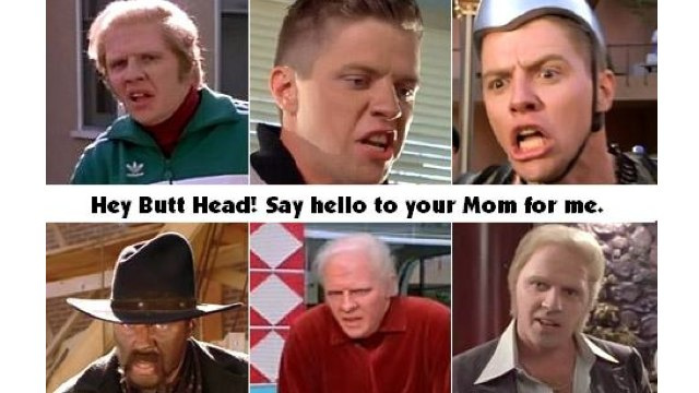 Biff's business card answers all of your burning Back To the Future questions