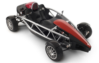 Ariel Atom 3: Better for the Elbows