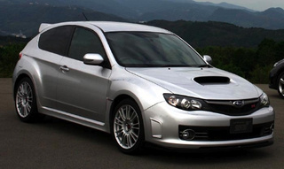 What About a Subaru WRX STI Two-Door?