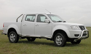 Tata Xenon Is Rugged, Diesel Equipped