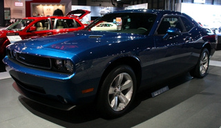 2009 Dodge Challenger S/E: A Love That Dare Not Speak Its Name