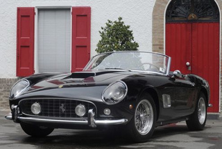 1961 Ferrari 250 GT California Sells For $10,976,000 Setting World Record As Most Expensive Car Ever