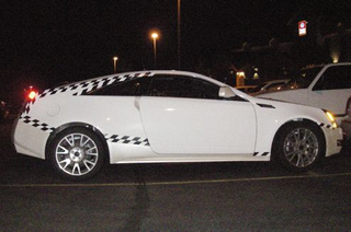Fast Lane Daily Spies Cadillac CTS Coupe, Cornucopia Of GM Products