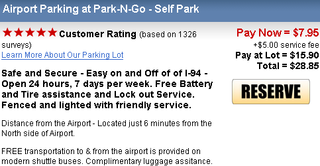 Reserve airport parking with AirportParkingReservations.com