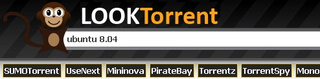 LookTorrent Consolidates Torrent Searching