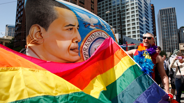 According to Newsweek, Barack Obama is the Country's 'First Gay ...