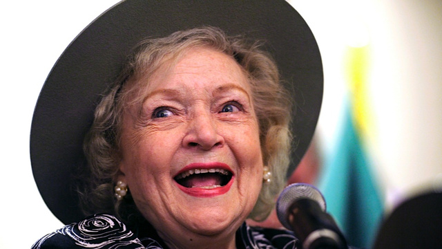 Betty White Adorably Reveals Her Much-Anticipated Presidential Endorsement