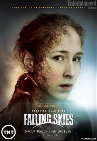 Falling Skies Promotional Art