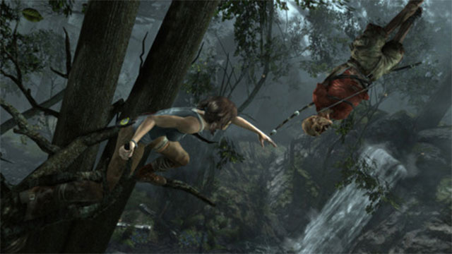 Tomb Raider Reboot Kicked Into 2013