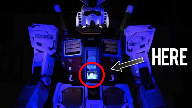 Click here to read Would You Like To Pilot the Life-Sized Gundam? Virtually?