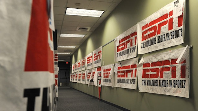 "Cops Looking Into ""White Powder"" Found At ESPN Headquarters [UPDATE]"