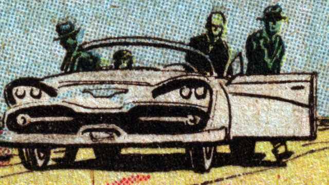What's The Fastest Comic Book Car?