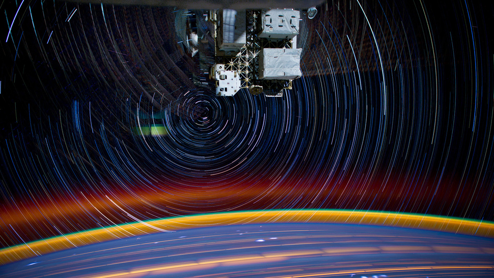 Is This the Trippiest Image Ever Taken In Space? Most Probably