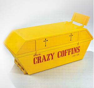 The Nine Weirdest Coffins You Can Actually Buy
