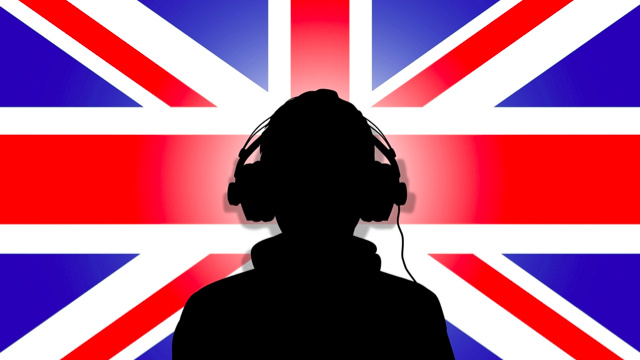 Is the U.K. the world's most advanced country when it comes to digital music?