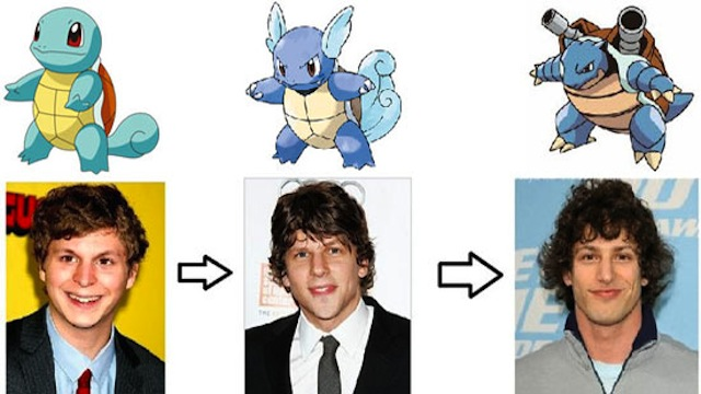 Click here to read Sometimes Actors Are A Lot Like Pokémon