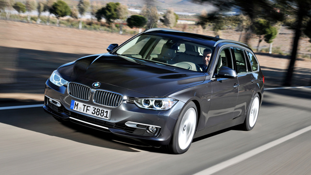 The 3-Series Wagon Returns To The U.S.