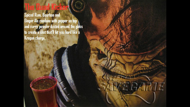 Click here to read I'm Commander Shepard, and These are my Favorite Drinks on the Citadel.