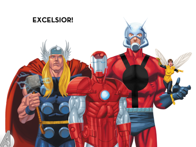 Avengers Origins: Assemble! Gallery