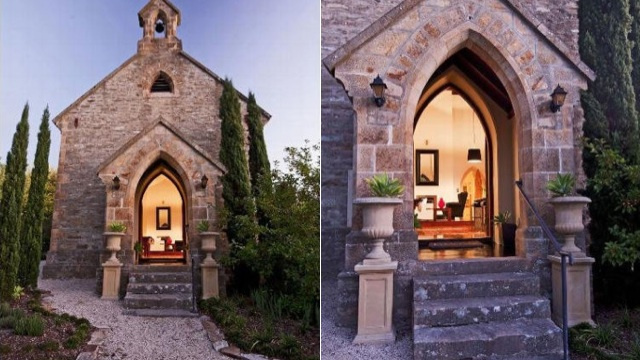 Would You Live in a Church?