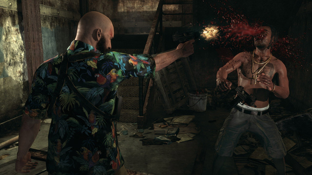 Max Payne 3 Unloads Both Barrels Into Game Critics and They Just Won't Die