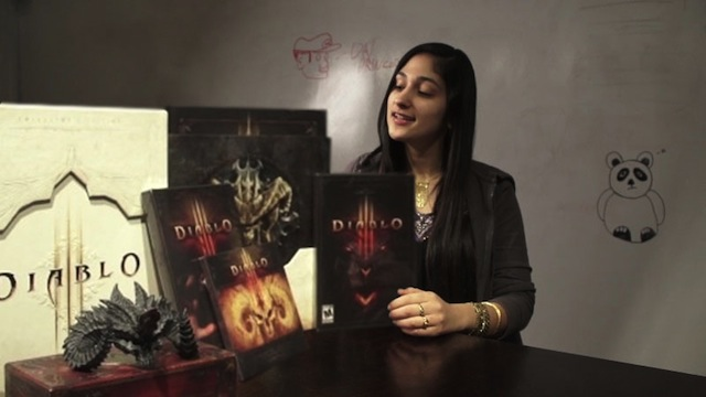 Click here to read Check Out All The Loot In The <em>Diablo III</em> Collector's Edition