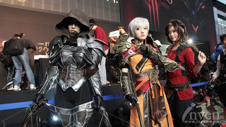 South Korea Set Ablaze with Fancy Diablo III Outfits