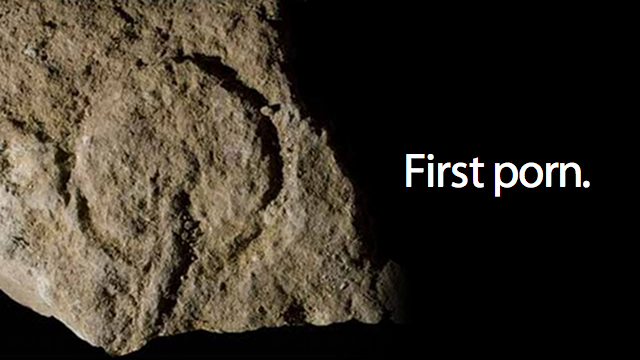 World's Oldest Cave Engraving Is A Vagina