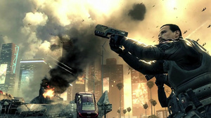 "Black Ops II Studio Head Knows Fans Want a ""Better-Looking Game"""