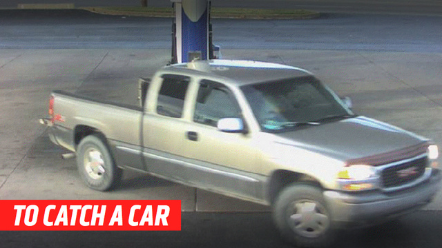 Identify This Truck And Help Police Catch A Gas Thief