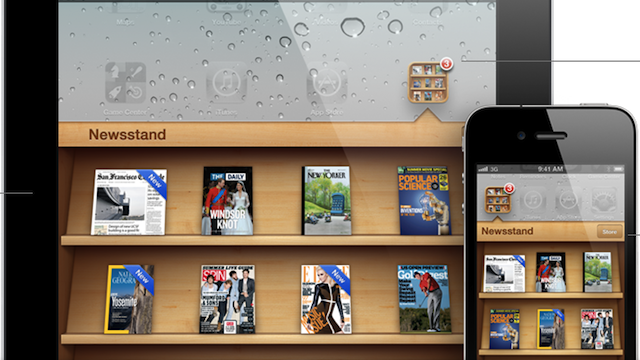 Your Favorite Magazines Are Coming to the iPhone
