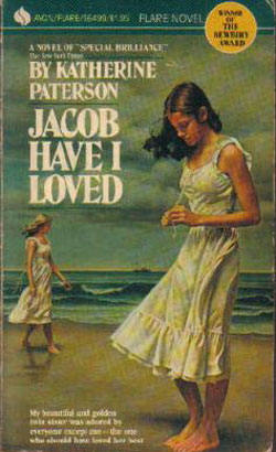 Jacob Have I Loved: Oh, Who Am I Kidding, I Reread This Book Once a Week