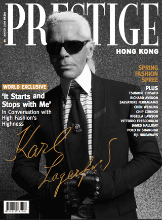 10 Things Karl Lagerfeld Could Do Without